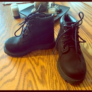 Kids timberland shoes